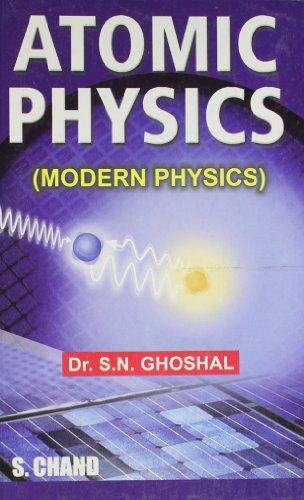 Atomic Physics: Ghoshal