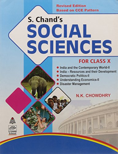 A Textbook of Social Science -X: Chowdhry N.K.
