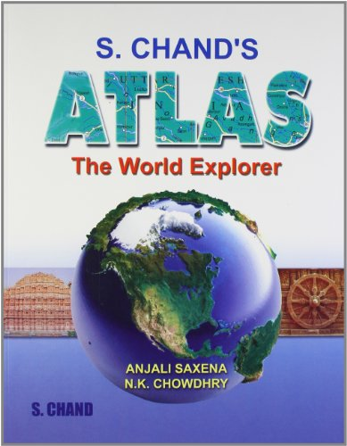S.CHAND ATLAS: ANJALI SAXENA,N K