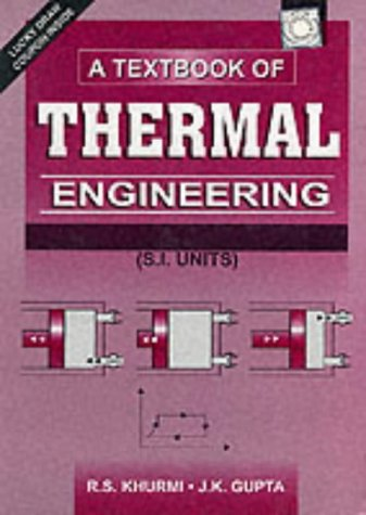 Textbook of Thermal Engineering: Mechanical Technology: Gupta, J.K.; Khurmi,