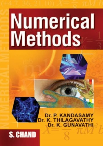 Numerical Methods: P. Kandasamy; K.