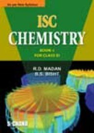 ISC CHEMISTRY FOR CLASS XI: B.S.BISHT,NELSON A PETRIE,
