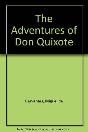 9788121915809: The Adventures of Don Quixote
