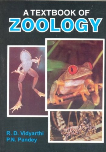 9788121917049: Textbook of Zoology