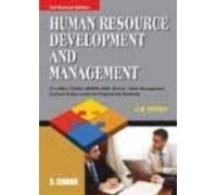 Human Resource Development and Management (Paperback): A. M. Sheikh