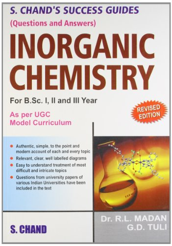 9788121918572: Inorganic Chemistry: Questions and Answers (Success Guides)