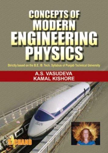 Concepts of Modern Engineering Physics: Kishore Kamal vasudeva