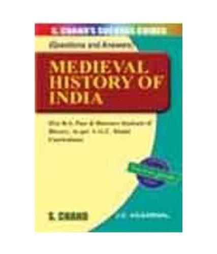 Medieval History of India: Aggarwal J.C.