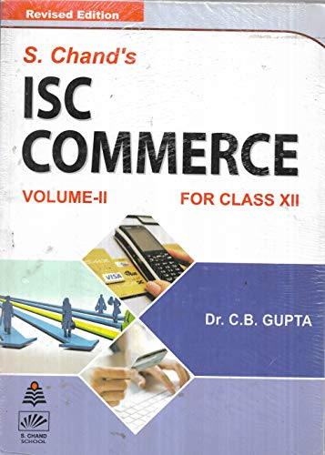 ISC Commerce for XII, Vol. II