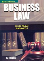 Business Law, (Revised Edition): Bagavathi,R.S.N. Pillai