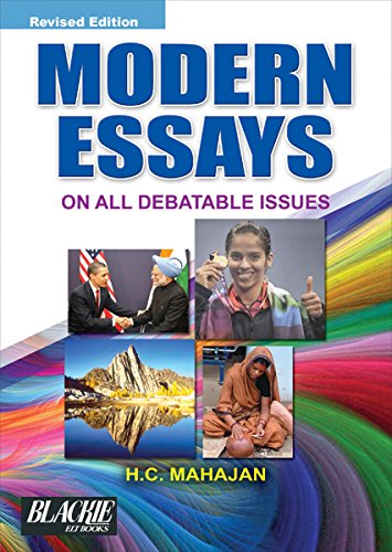 modren essays Your last name 1 your name your instructor's name course date modern technology not too long ago, everyday life was filled with burdensome, time-consuming chores that.