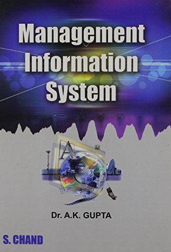 Management Information Systems: Dr. A.K. Gupta