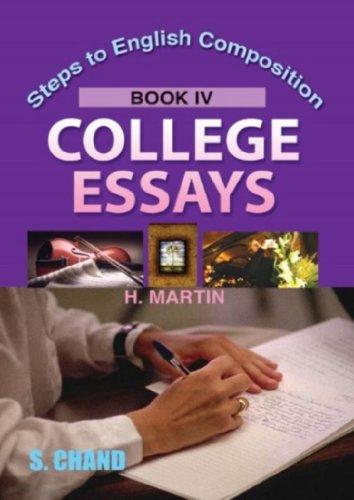 College Essays: H. Martin