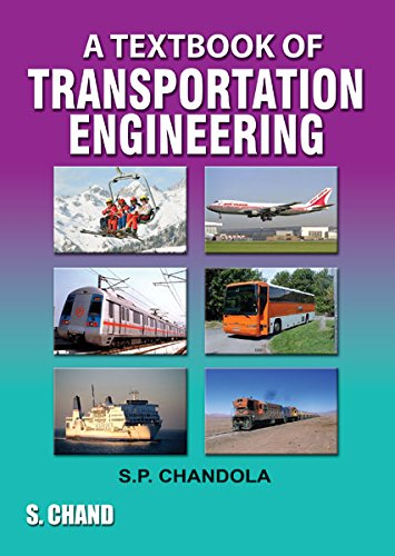 9788121920728: A Textbook of Transportation Engineering