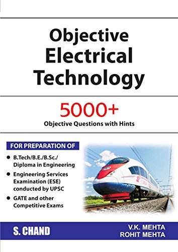 OBJECTIVE ELECTRICAL TECHNOLOGY: ROHIT MEHTA,V.K.MEHTA,: ROHIT MEHTA,V.K.MEHTA,