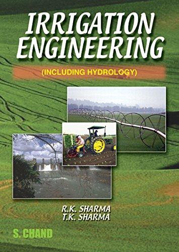 Irrigation Engineering: R.K. Sharma and T.K.Sharma