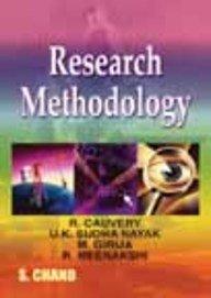 Research Methodology: Cauvery R. Girija