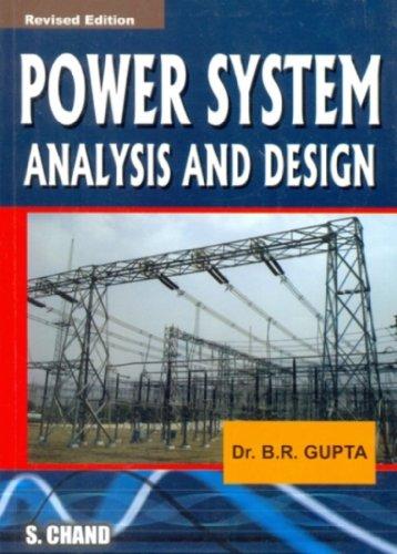 Power System Analysis And Design: Gupta