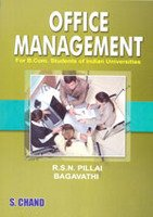 Office Management: Bagavathi Pillai R.S.N.