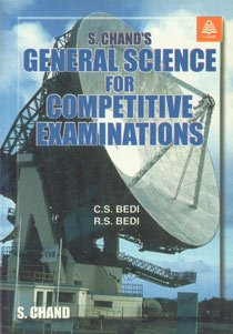 GENERAL SCIENCE FOR COMPETITION: C S BEDI,R.S.BEDI,