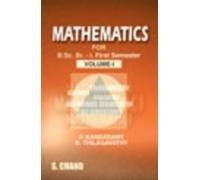 Mathematics: Kandasamy P. Thilagavathy
