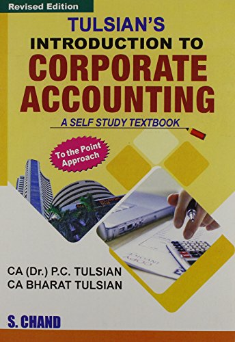 how to study corporate accounting subject