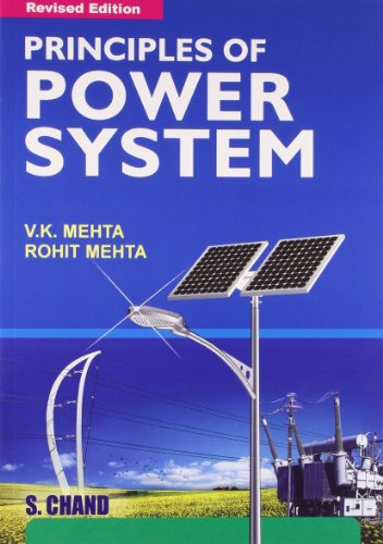 Principles of Power System: V.K. Mehta; Rohit