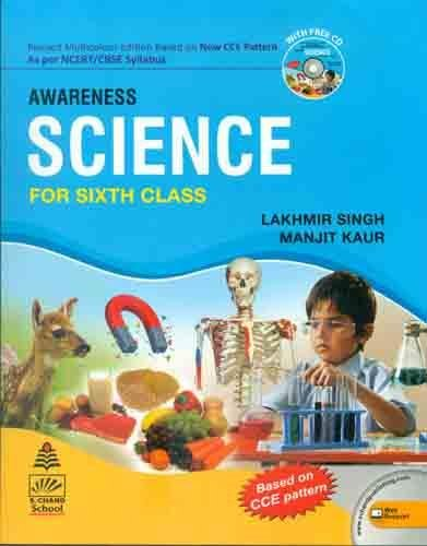 9788121925181: Awareness Science and Technology for Sixth Class