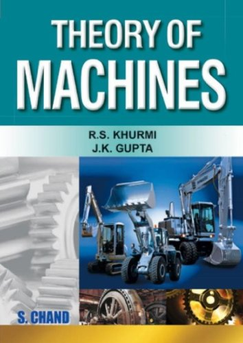 Theory of Machines: J.K. Gupta,R.S. Khurmi