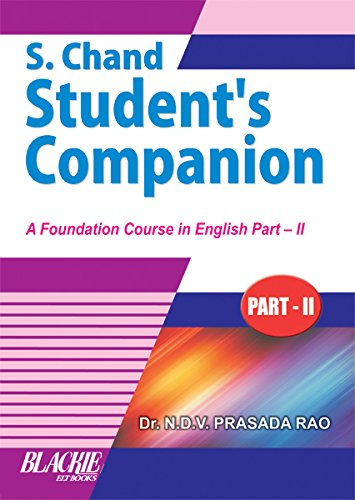 9788121925334: S. Chand's Students Companion: Part 2