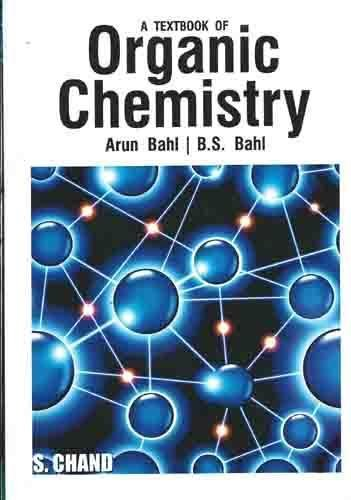 A Textbook of Organic Chemistry