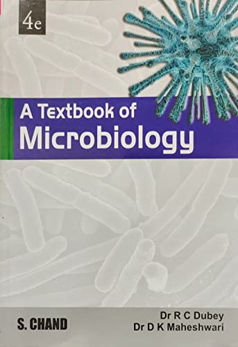 9788121926201: A Textbook Of Microbiology