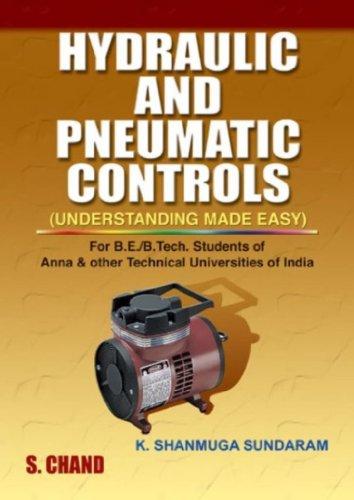 Hydraulic and Pneumatic Controls: Sundaram K. Shanmuga