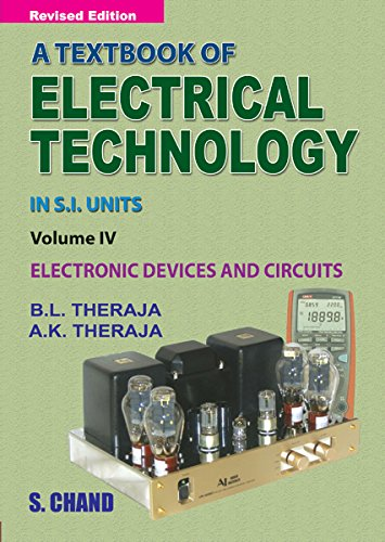 9788121926676: A Textbook of Electrical Engineering: Pt. 4: Electronic Devices and Circuits