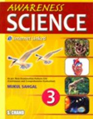 AWARENESS SCIENCE BOOK-3: MUKUL SAHGAL,