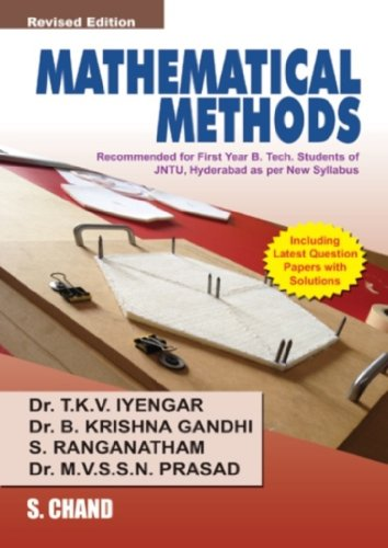 Mathematical Methods (JNTU Hyderabad), Revised Edition: M.V.S.S.N. Prasad,S. Ranganatham,Dr.