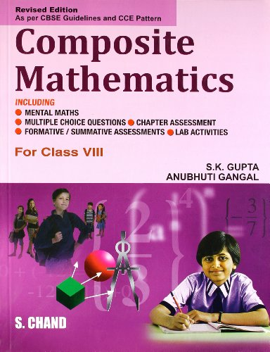 Composite Mathematics for Year 8: Gupta, S. K.