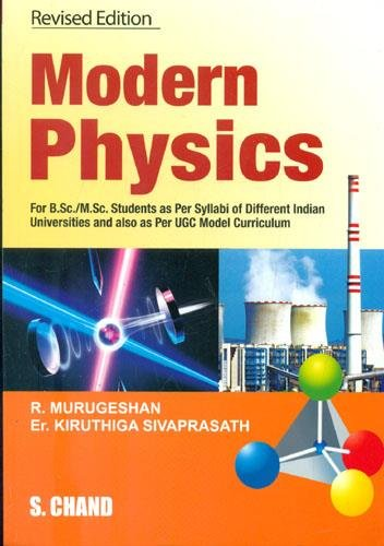Modern Physics (Revised Edition): Dr. Kiruthiga Sivaprasath,R.