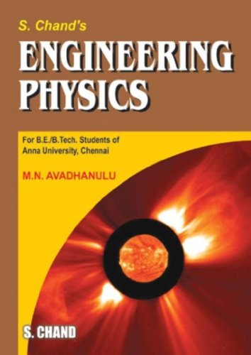 S.Chand Engineering Physics: Dr M.N. Avadhanulu