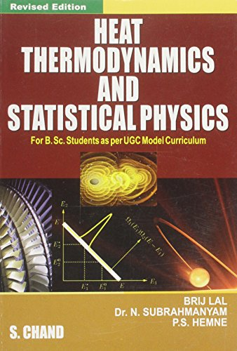 9788121928137: Heat Thermodynamics and Statistical Physics