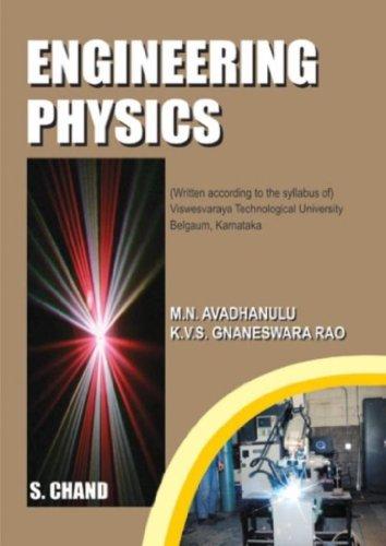 Engineering Physics: Viswesvaraya Technological University: K.V.S. Gnaneswara Rao,Dr. M.N. ...