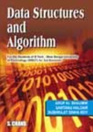 9788121930918: Data Structure and Alogrithms (WBUT)