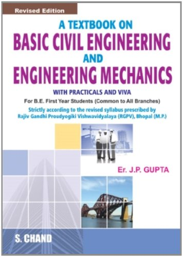A Textbook on Basic Civil Engineering and: J.P. Gupta