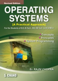 9788121931649: Operating Systems - A Practical Approach