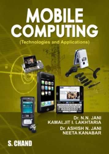 Mobile Computing: Kanabar Neeta Jani