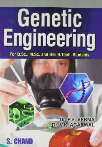 Genetic Engineering: Dr. V.K. Agarwal,Dr. P.S. Verma