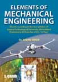 9788121931946: Elements of Mechanical Engineering