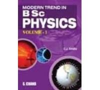 Modern Trend in B.Sc. Physics, Volume 1 (Kerala): C.J. Babu