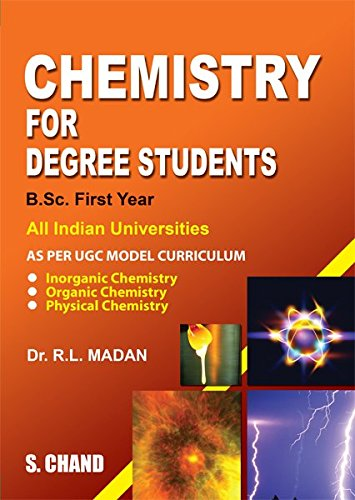 9788121932301: Chemistry for Degree Students