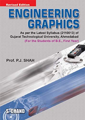 ENGINEERING GRAPHICS GTU: P.J.SHAH,